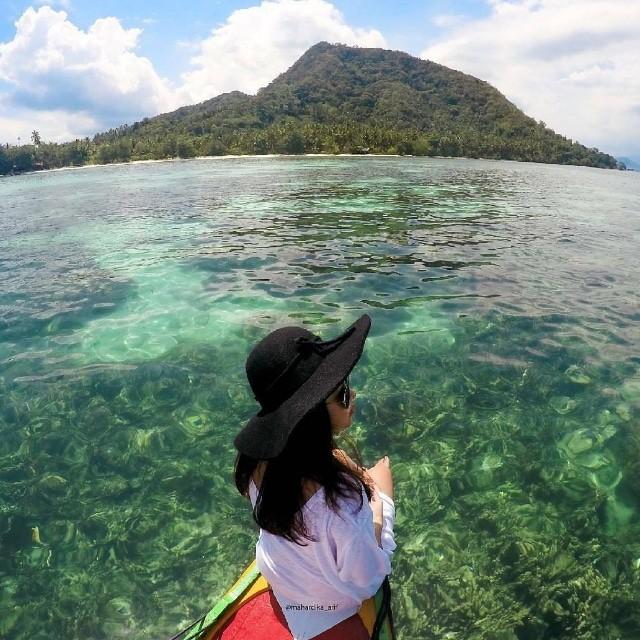 Image result for Pulau Pahawang, di Lampung